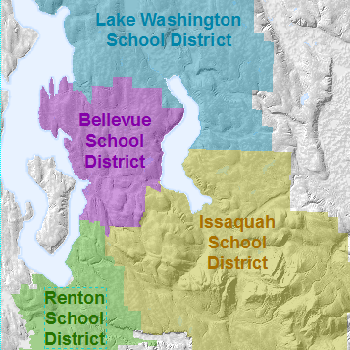 GIS Data Portal | City of Bellevue Bellevue Square Map on